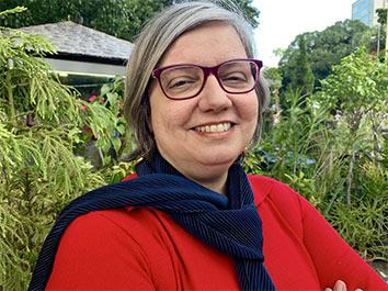 escritora e coach Elena Martinis