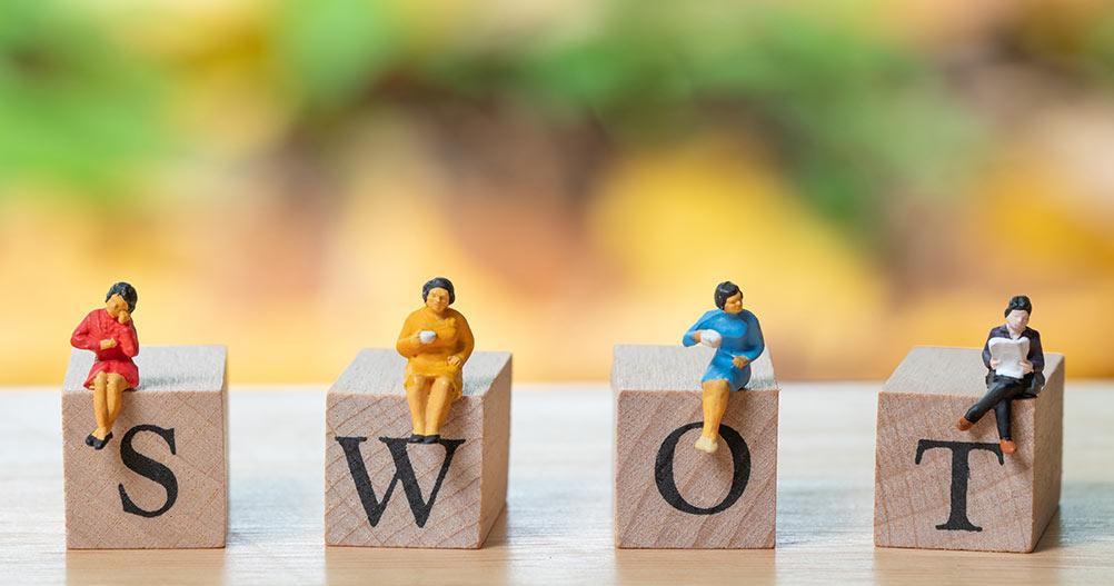 Uso da Matriz SWOT no Planejamento Estratégico Pessoal